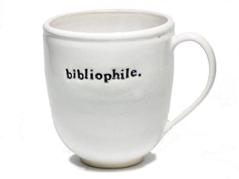 Tasse bibliotphile