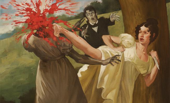 """Résultat de recherche d'images pour """"orgueil préjugés et zombies"""""""