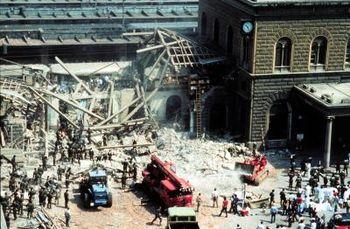 Photo de l'attentat de Bologne