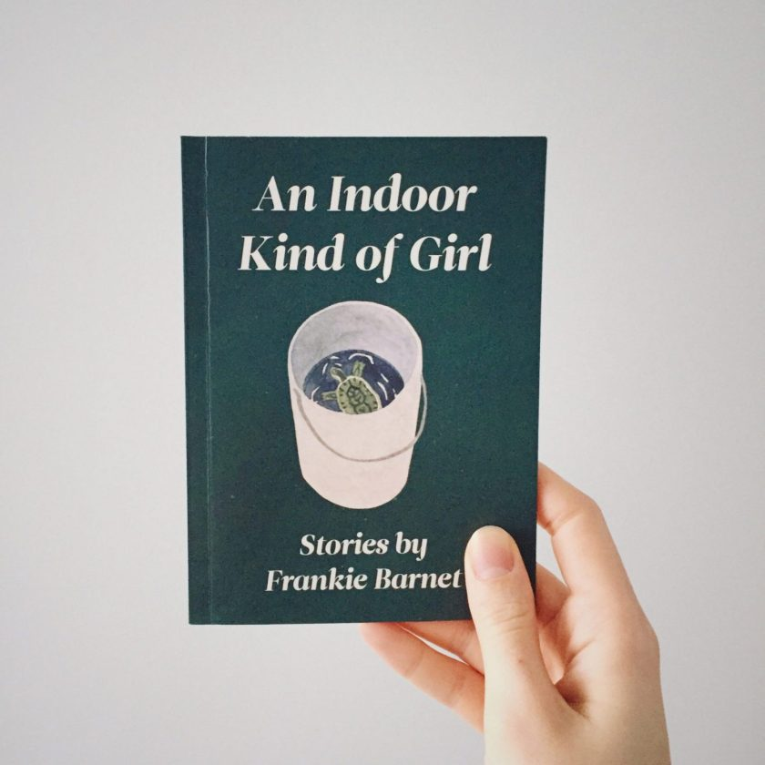 An Indoor Kind of Girl, Frankie Barnet