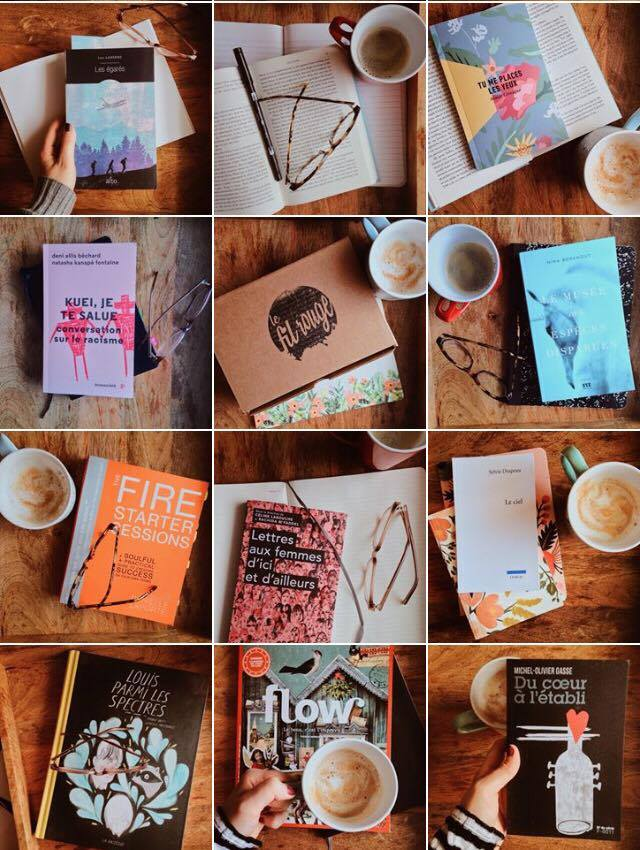 le livre est roi sur instagram partie 2 le fil rouge. Black Bedroom Furniture Sets. Home Design Ideas