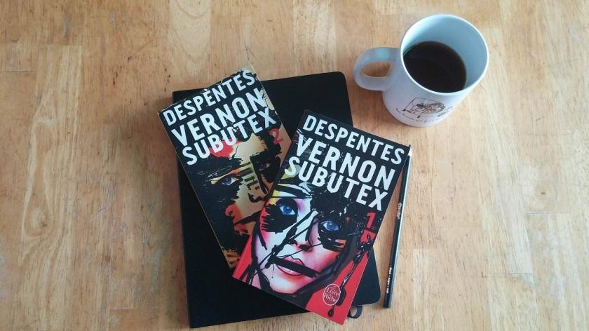 Grasset, Le fil rouge, lecture, littérature française, Livre qui parle de la communauté, Livre qui parle de la société française, Vernon Subutex, Virginie Despentes