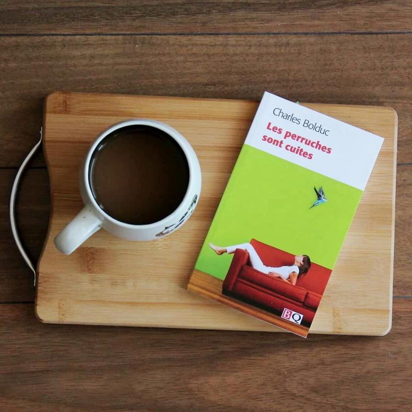 charles bolduc, nouvelles, perruches sont cuites, recueil, québec, littérature québécoise