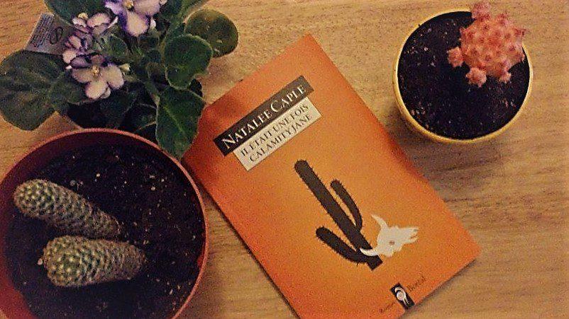 l était une fois Calamity Jane, Natalee Caple, Éditions du Boréal, Western, Cowgirl, Littérature québécoise Cactus, Farwest