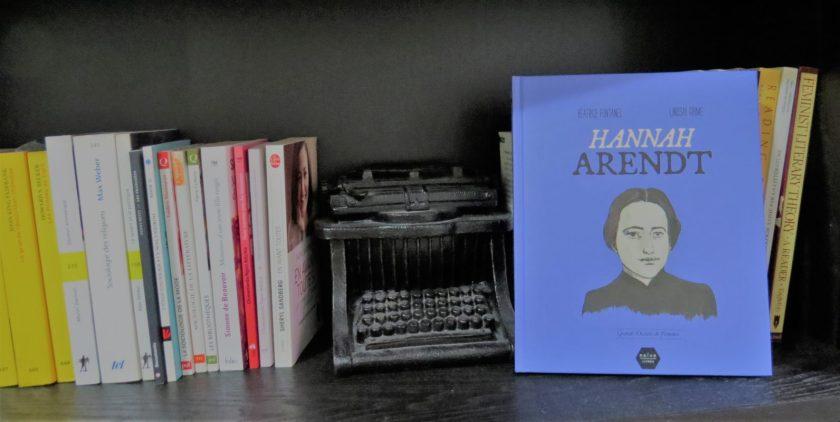 Le fil rouge; Le fil rouge lit; Bibliothérapie; Littératur; Lecture; Livres; Les livres qui font du bien; Hannah Arendt; Béatrice Fontanel; Lindsay Grime; Grands Destins de Femmes; Biographie