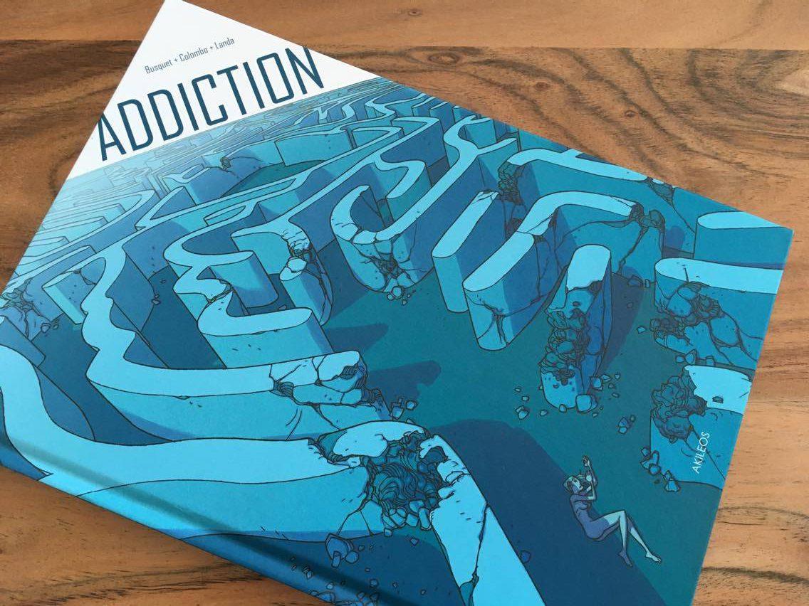 addiction, Akileos, Bibliothérapie, Busquet, Colombo, dépendances, kleptomanie, Landa, Le fil rouge, le fil rouge lit, Le plongeur, les livres qui font du bien, littérature, mythomanie, nymphomanie, réseaux sociaux