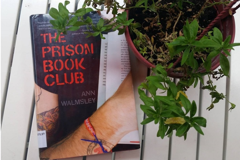 The prison book club, Ann Walmsley, Clubs de lecture en prison, Penguin group, bibliothérapie, livres qui font du bien, le fil rouge, le fil rouge lit, littérature et réinsertion sociale