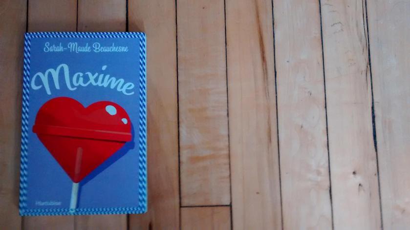 maxime billie sarah-maude beauchesne hurtubise littérature jeunesse littérature québécoise adolescent