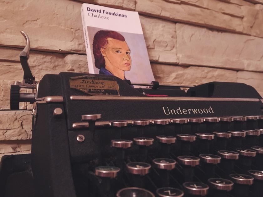 Charlotte, Charlotte Salomon, folio, Renaudot, Goncourt, David Foenkinos, mort, suicide, peintre, deuxième guerre mondiale, le fil rouge, le fil rouge lit, lecture, littérature, bibliothérapie, livres, les livres qui font du bien, littérature étrangère