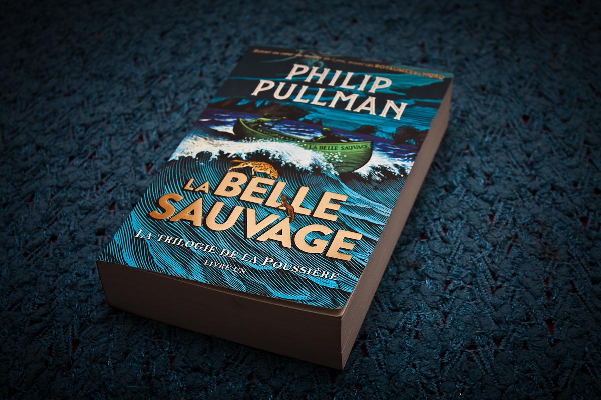 """Résultat de recherche d'images pour """"La Belle Sauvage, Philip Pullman, 2017 Gallimard"""""""