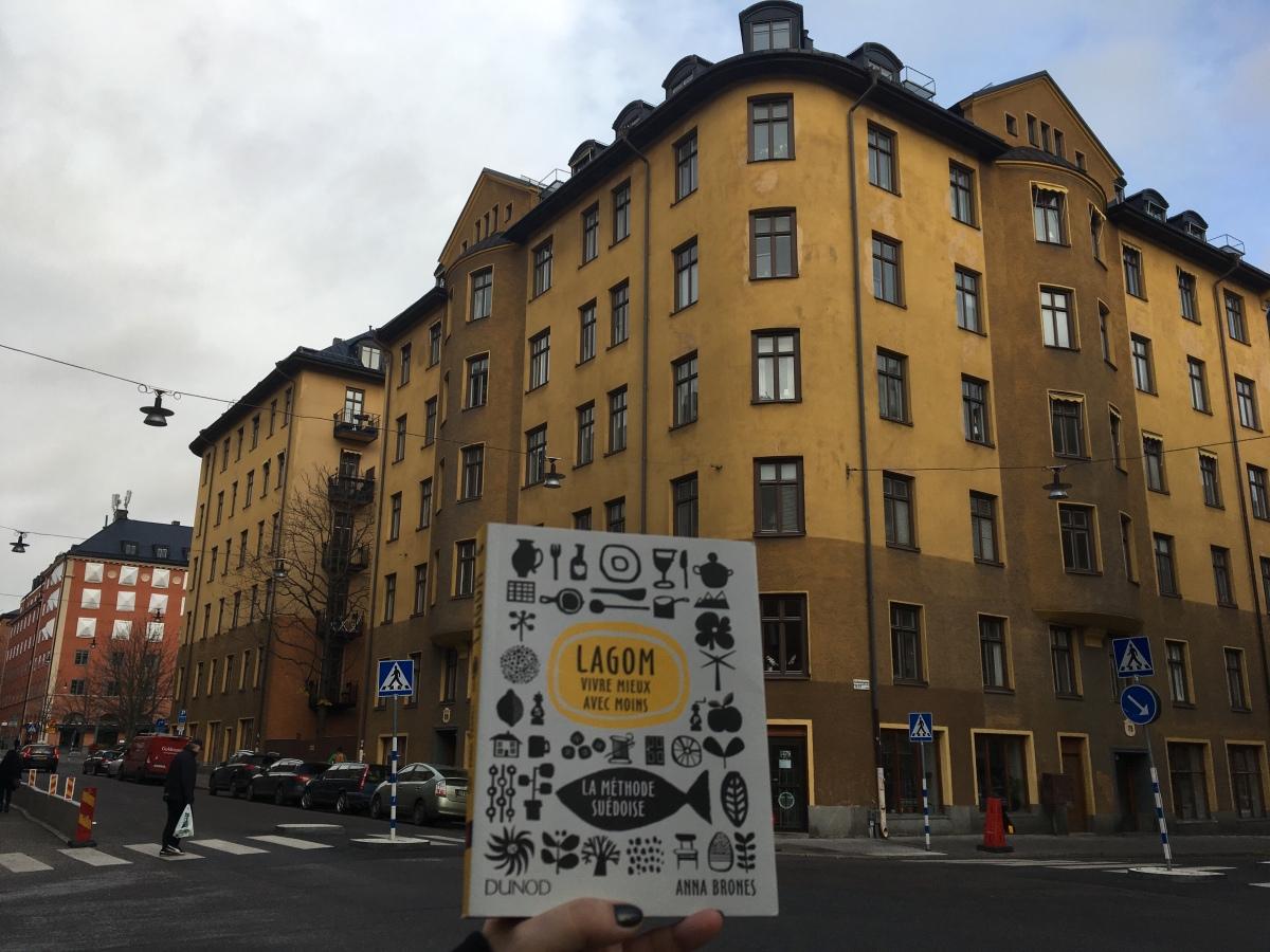 Lagom Vivre Mieux Avec Moins lagom, l'art de vie suédois   le fil rouge