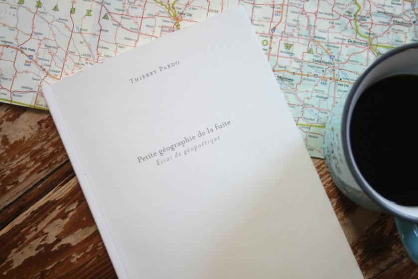 Petite géographie de la fuite, de Thierry pardo, un essai qui invite à repenser nos vies trop bien rythmées