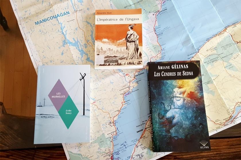 Bibliothérapie, C'est de la faute des livres, Côte-Nord, Le fil rouge, le fil rouge lit, lecture, lire et voyager, livres, livres qui font du bien, plaisir de lire, rituels de voyage, voyages