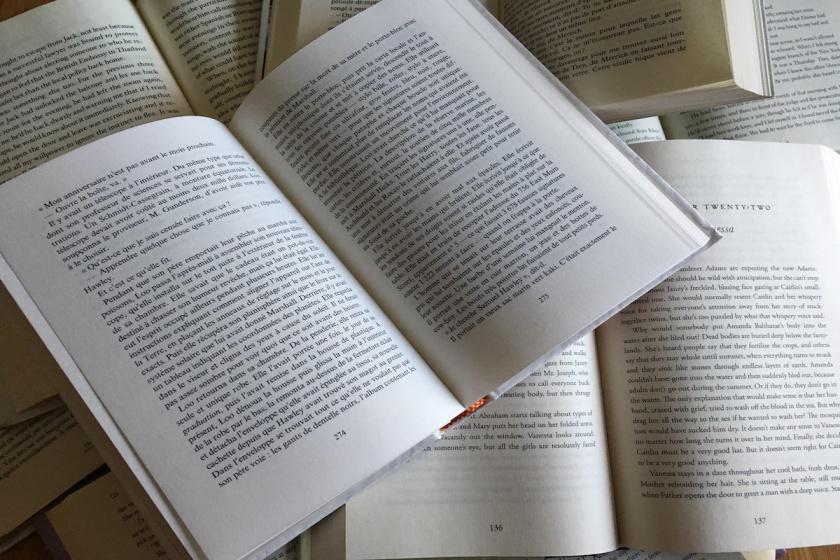 Quand lire nous échappe