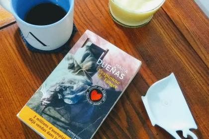 Le fil rouge; Le fil rouge lit; Bibliothérapie; Littérature; Lecture; Livres; Les livres qui font du bien; L'espionne de Tanger; Maria Duenas; Deuxième Guerre mondiale; Espagne; Marac; Espionnage; Atelier de couture