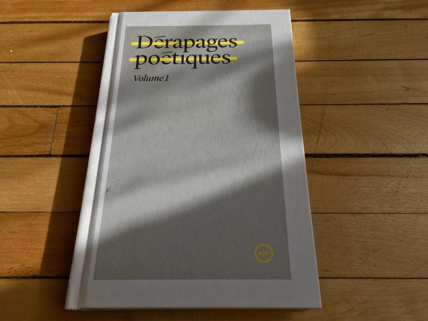 le fil rouge; le fil rouge lit; bibliothérapie; littérature; lecture; livres; les livres qui font du bien; Dérapages poétiques; Collectif; Atelier 10; Essai; Bêtise humaine; dérapages; célébrités; dérapages en prose