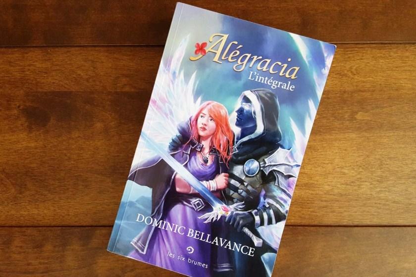 Le fil rouge, Les Six Brumes,Alégracia, Dominic Bellavance, Fantasy, littérature québécoise