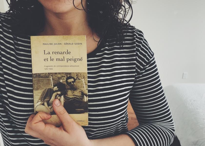 correspondance, amour, révolution tranquille, littérature québécoise, pauline julien, gérald godin, couple, inspiration, lettres, arts, chanson, journaliste, politique