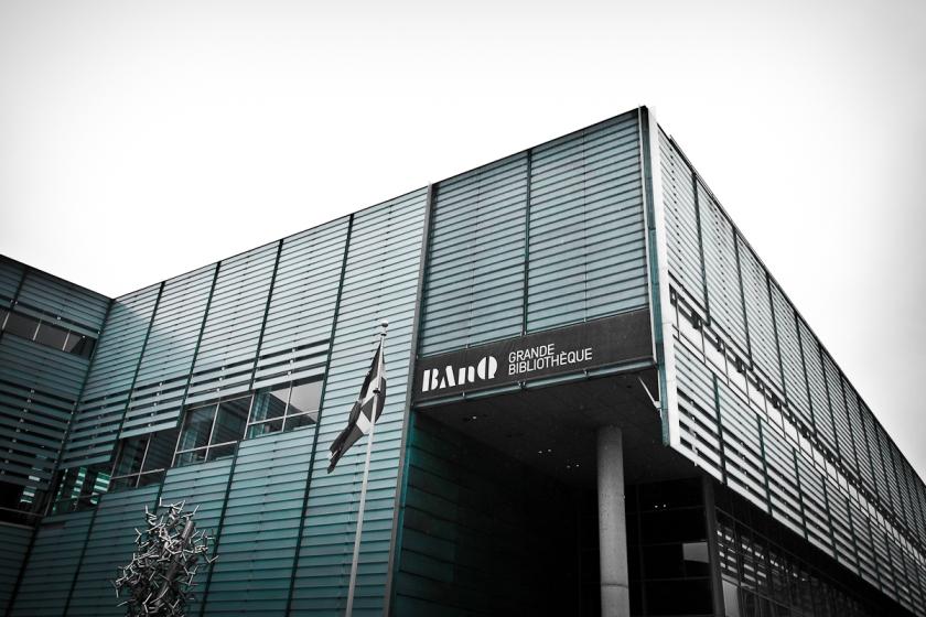 BAnQ, Grande Bibliothèque, Bibliothèque et Archives nationales du Québec, Livres, Littérature, Culture, Montréal, LeFilRouge, LeFilRougelit