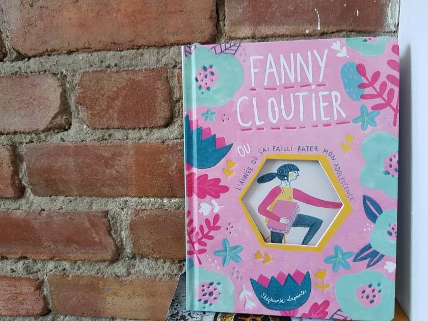 fanny cloutier Stéphanie Lapointe Éditions les malins Le fil rouge Le fil rouge lit Littérature jeunesse Littérature québécoise Les livres qui font du bien