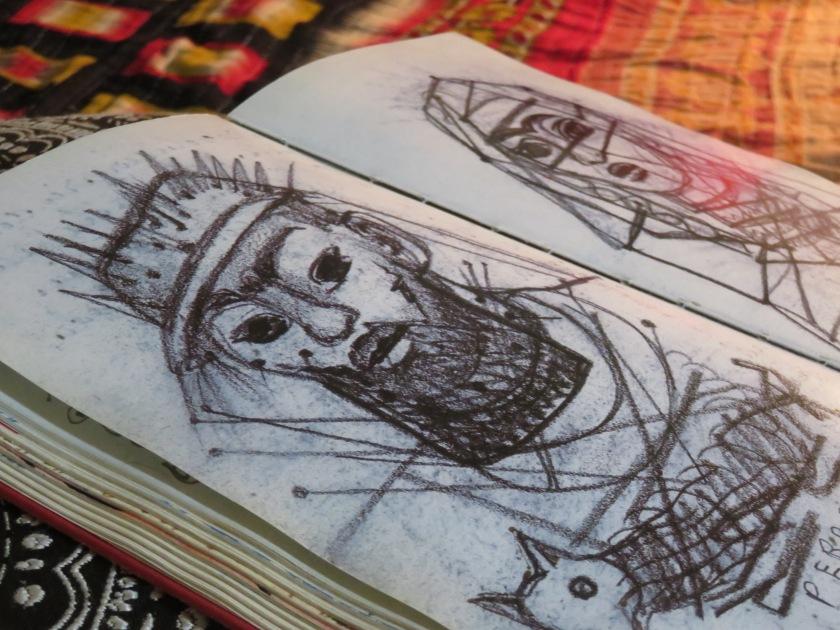 le fil rouge, le fil rouge lit, littérature, lecture, livres, les livres qui font du bien, Le journal de Frida Kahlo, Éditions du Chêne, Carlos Fuentes, journal intime, art et créativité, peintre femme, souffrance, surréalisme, histoire du Mexique, Olivier Meyer, Rauda Jamis