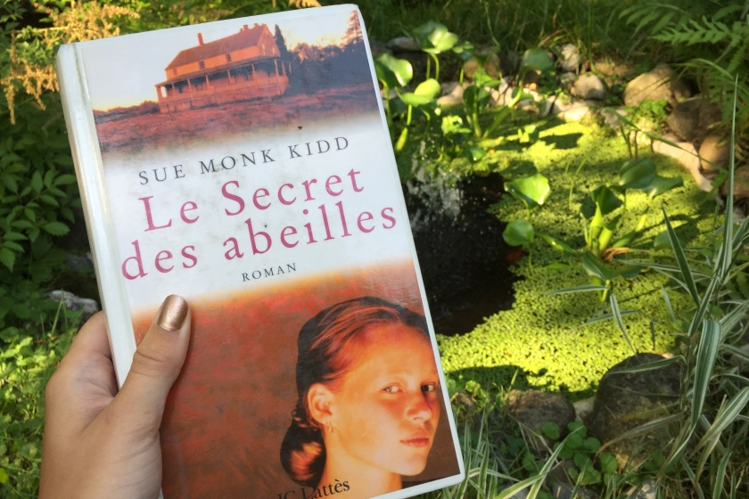 le secret des abeilles, Sue Monk Kidd, JC Lattès, le fil rouge, le fil rouge lit, littérature, bibliothérapie, littérature étrangère