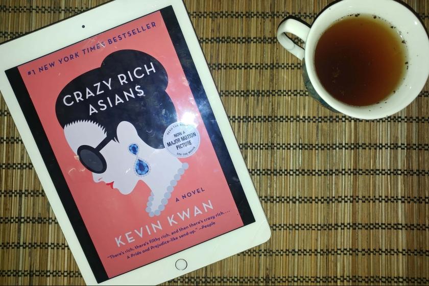 lecture, livres, le fil rouge, le fil rouge lit, bibliothérapie, littérature, best seller, Kevin Kwan, Crazy Rich Asians, adaptation cinématographique, littérature étrangère