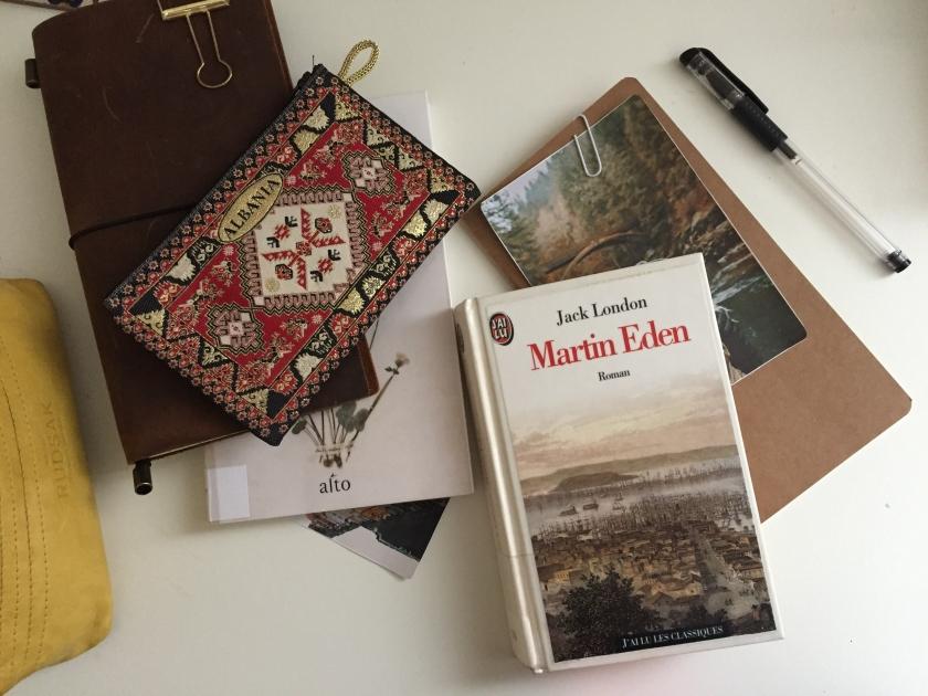 Martin Eden, Jack London, Littérature américaine, littérature, le fil rouge, le fil rouge lit, les livres qui font du bien, bibliothérapie