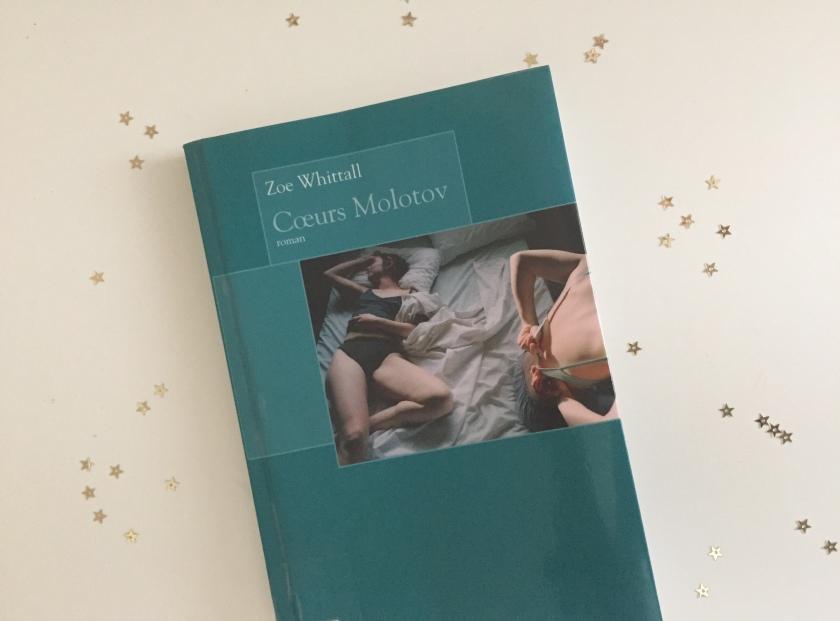 Coeurs Molotov, Zoe Whittall, Littérature canadienne, Éditions Québec Amérique, le fil rouge, Le fil rouge lit, bibliothérapie, les livres qui font du bien, littérature
