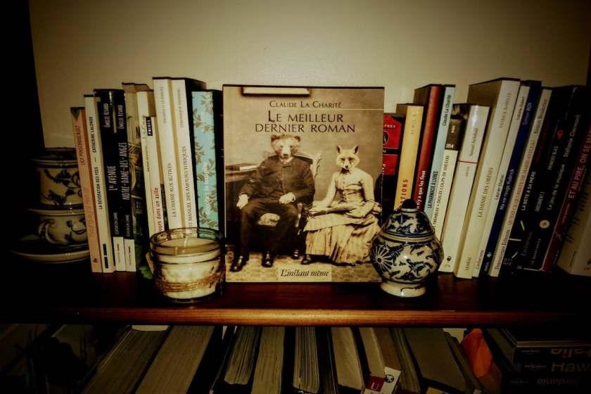 Claude La Charité - Le meilleur dernier roman #Lefilrouge #lefilrougelit #leslivresquifontdubien #linstantmême #littératurequébécoise