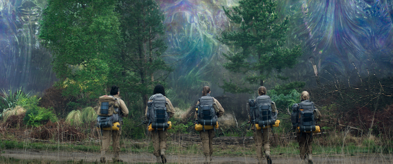 Annihilation Jeff VanderMeer film adaptation cinéma Alex Garland roman livre science-fiction suspense