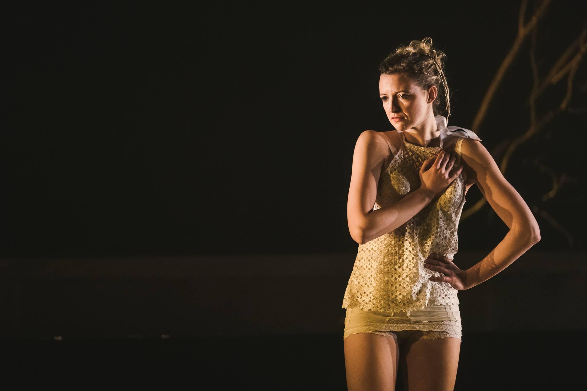 Mary-Lee Picknell Le songe d'une nuit d'été Shakespeare théâtre cirque