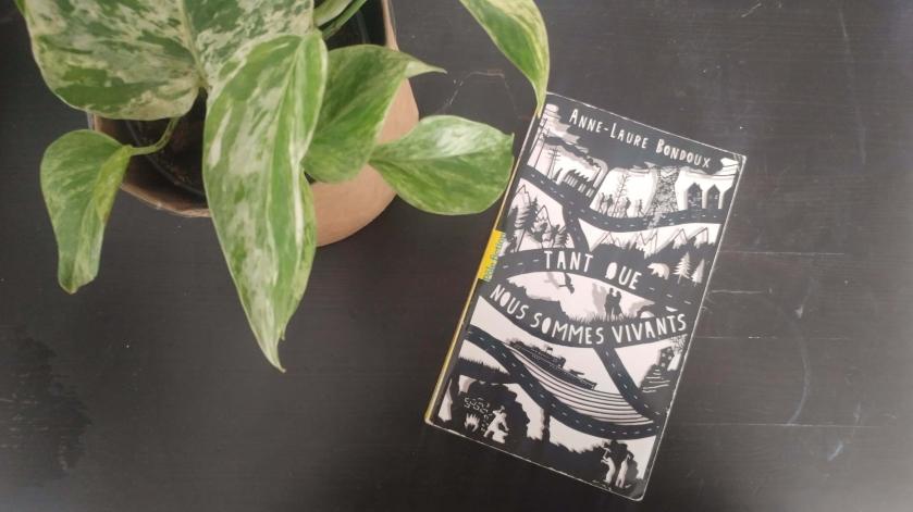 tant que nous sommes vivants, Anne-Laure Bondoux, Éditions Gallimard, jeunesse, livre, roman, littérature, les livres qui font du bien, le fil rouge, bibliothérapie