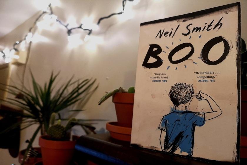Boo de Neil Smith
