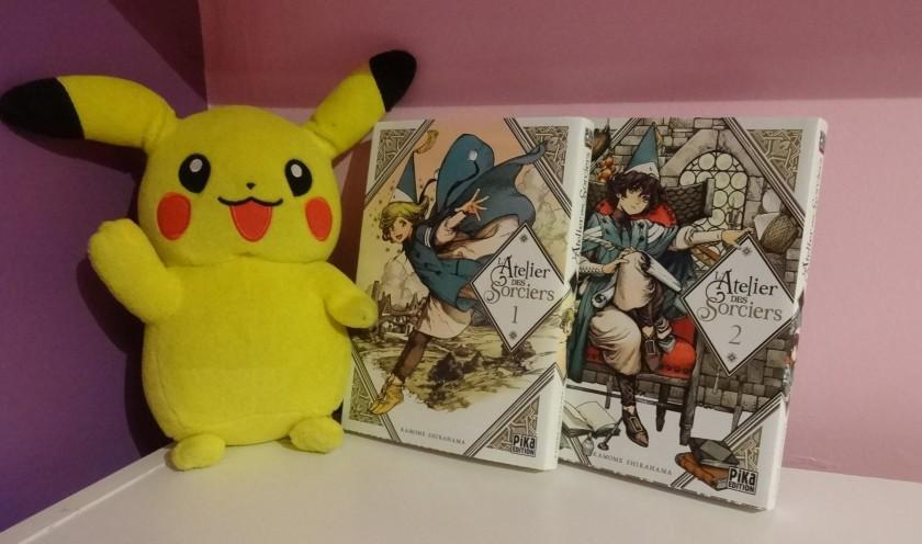 Le fil rouge livres lecture littérature étrangère Japon manga bande dessinée jeunesse sorcellerie fantastique illustrations