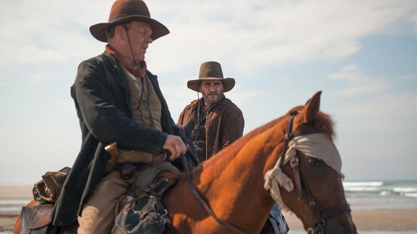 Les frères Sisters Jacques Audiard Patrick deWitt film livre roman adaptation cinéma aventure western Joaquin Phoenix John C. Reilly