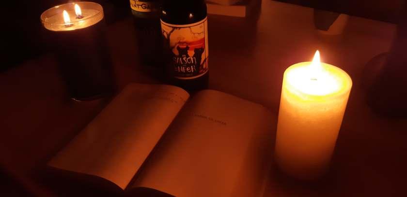 Avant garde, microbrasserie, pit caribou, Art et créativité, le fil rouge, le fil rouge lit, livres, lecture, littérature, bibliothérapie, les livres qui font du bien, art brassicole, poésie, bières