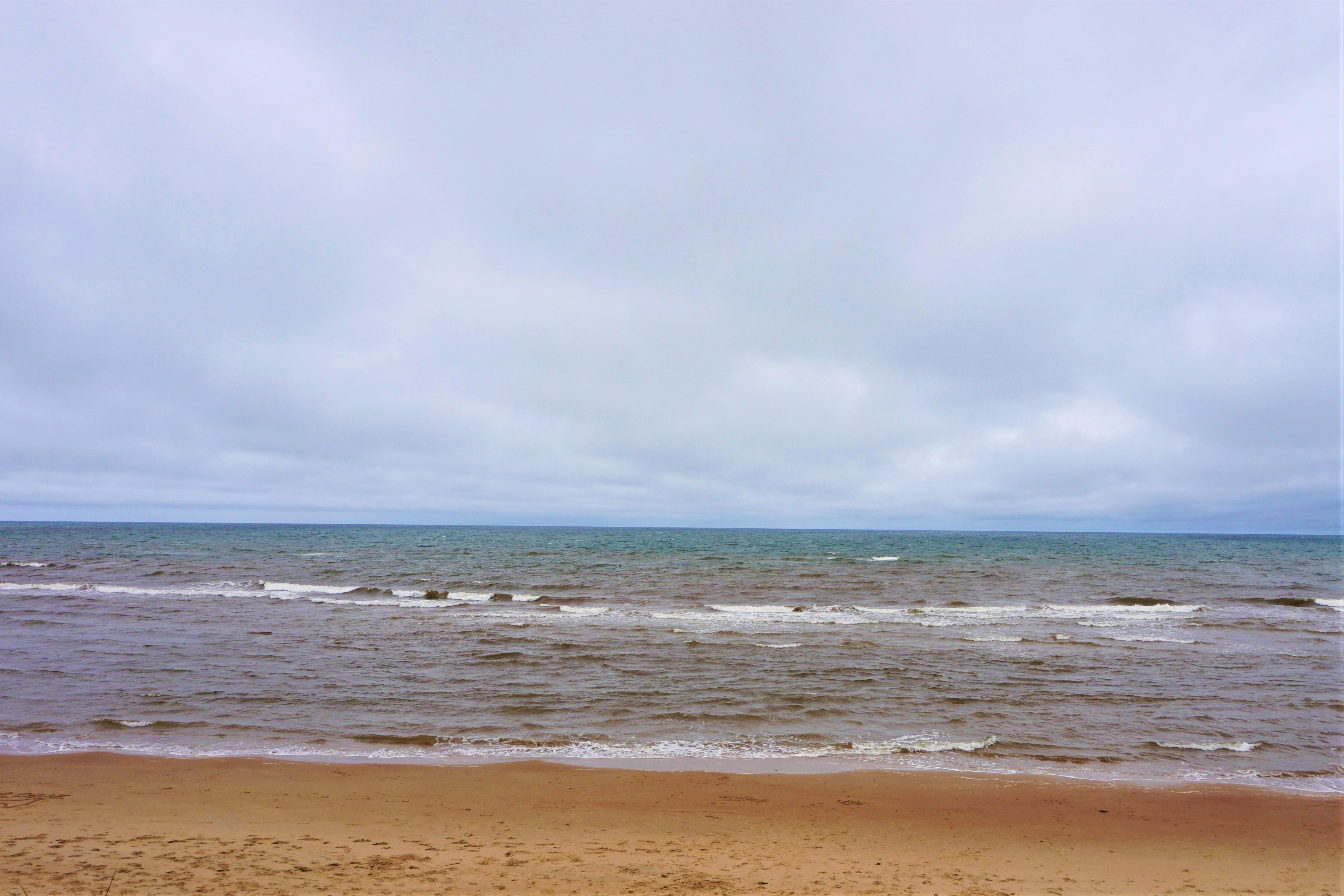 plage voyage Île-du-Prince-Édouard océan sable Le fil rouge