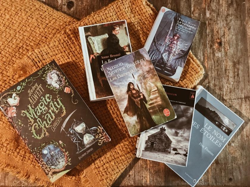 Le fil rouge; le fil rouge lit; bibliothérapie; littérature; lecture; livres; les livres qui font du bien; défis littéraires; Pumpkin Autumn Challenge