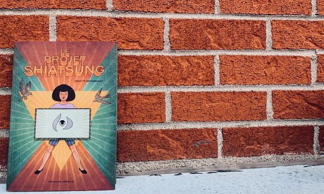 le fil rouge, le fil rouge lit, bibliothérapie, littérature, lecture, livres, les livres qui font du bien, le projet shiatsung, brigitte archambault, mécanique générale, solitude, banlieue, dystopie, paranoïa, bande dessinée, bande dessinée québécoise, roman graphique, littératures de l'imaginaire