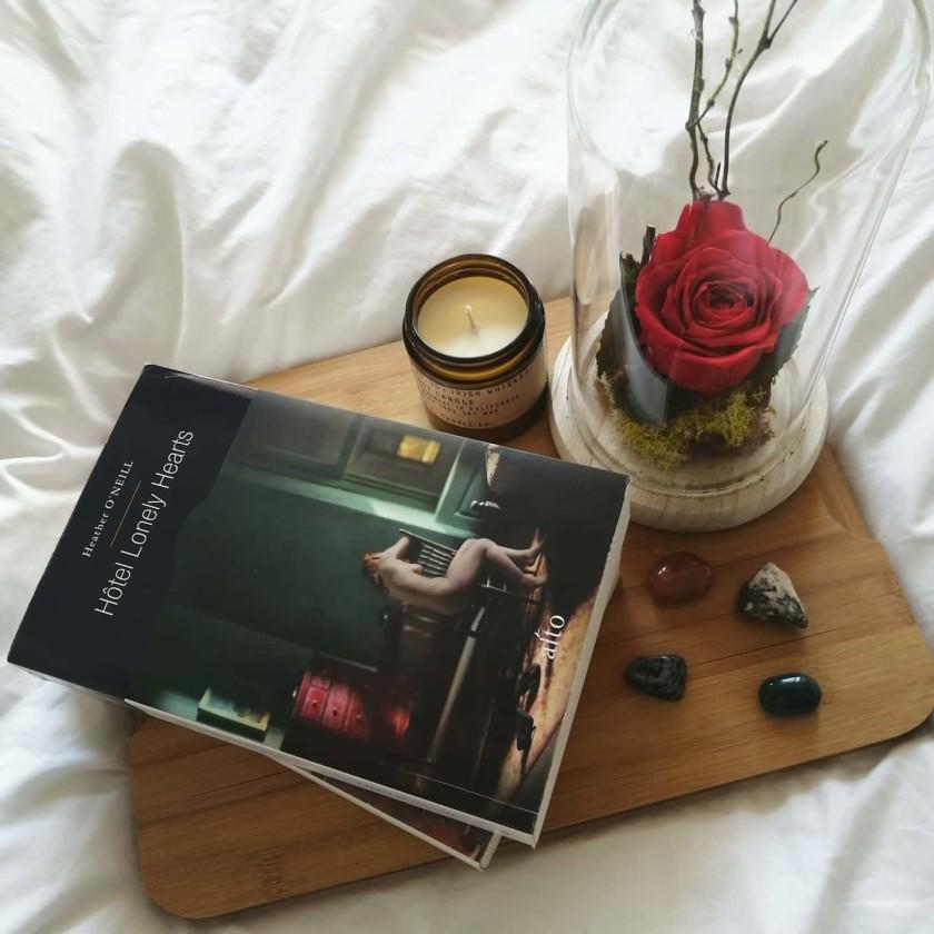 Heather O'Neill Alto Hôtel Lonely Hearts Mademoiselle Samedi soir Lullabies for little criminals litterature litterature québécoise le fil rouge lit les livres qui font du bien le fil rouge